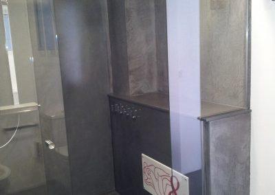 Paroi de douche Montpellier - Miroiterie Singulière